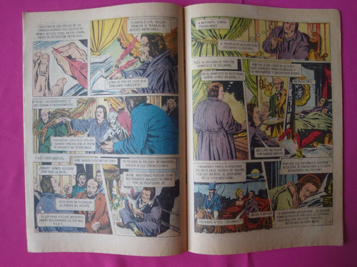 revista vidas ilustres nº 221, editorial novaro 1968