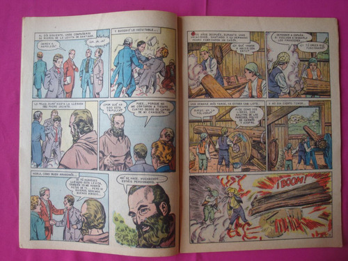 revista vidas ilustres nº 50, editorial novaro 1960