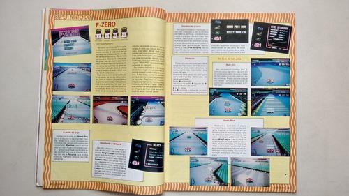 revista video game 8 totally rad mega drive famicom e302