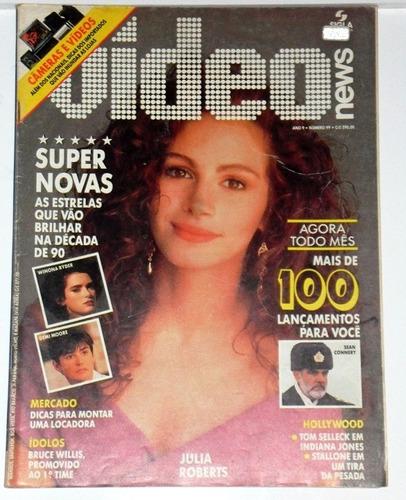 revista video news julia roberts ed.99\1992