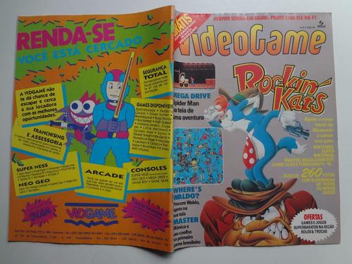 revista videogame nº 9