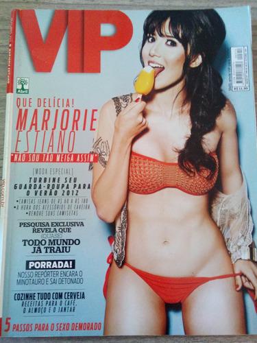 revista vip outubro 2011 - marjorie estiano