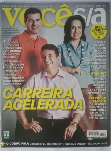 revista você s/a 151 - janeiro de 2011