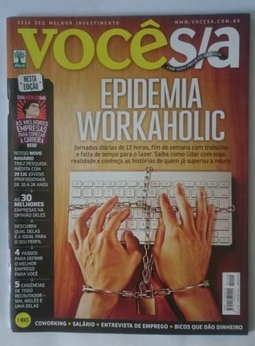 revista você s/a 155 - maio de 2011