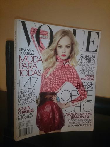 revista vogue latinoamerica marzo 2011 moda vendo o cambio