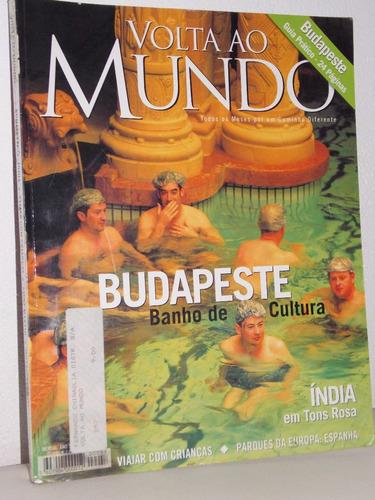 revista volta ao mundo budapeste julho 1999