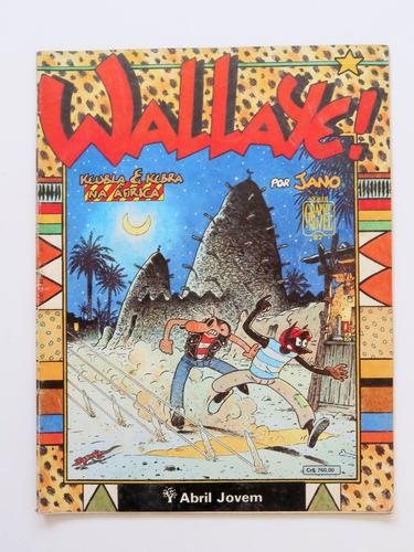 revista wallaye keubla kebra na áfrica desenhista jano