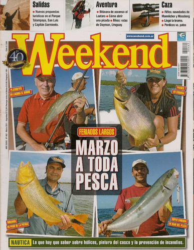 revista week end nº 462