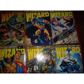 Revista Wizard C/u