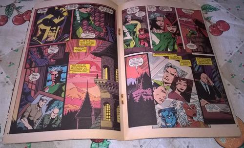 revista x-men - edições 108, 109 e 110