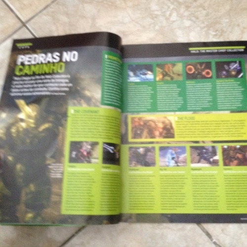 revista xbox n101 halo one the master chief collection