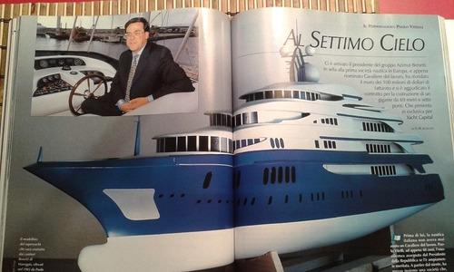 revista yacht capital barcos yates regatas veleros  crucero