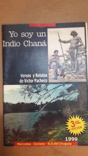 revista yo soy un indio chaná, 52 pag, 1999