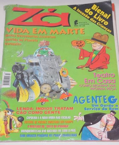 revista zá  ano 1 número 3