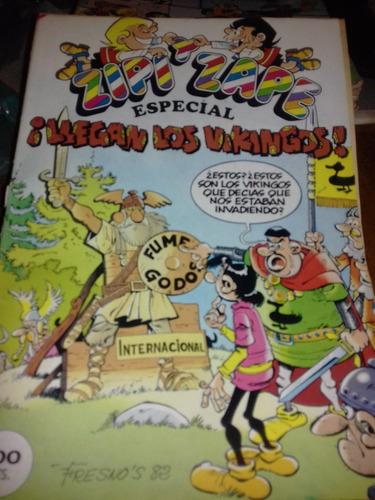 revista zipi y zape ,especial numero 102,bruguera ,julio1982