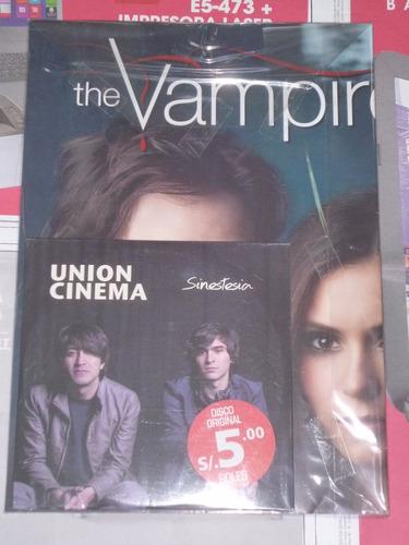 revista zona joven n° 208  c/cd