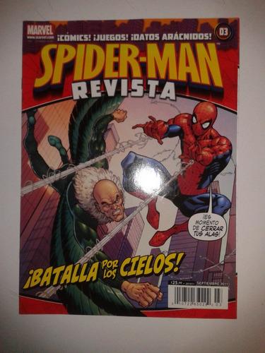 revista03 spider-man batalla por los cielos fn4