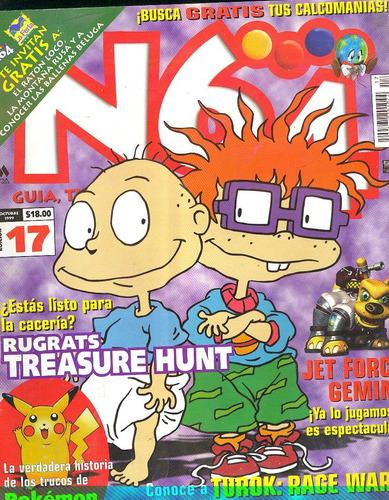 revista/magazine   n64  1999