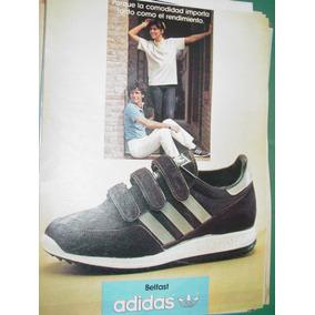 Publicidad Clipping Recorte Zapatillas adidas Linea Belfast