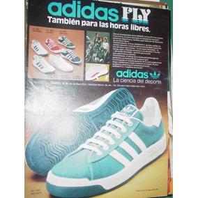 Publicidad Clipping Recorte Zapatillas adidas Linea Fly