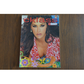 0128dbe5 Catálogo Cklass 2007 Ninel Conde Dulce Maria Edith Gonzalez