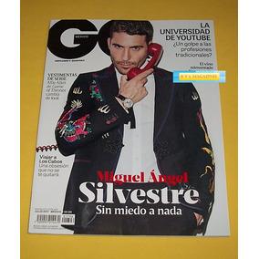 9643064678 Miguel Angel Silvestre Revista Gq Mexico 2017 Con Envio