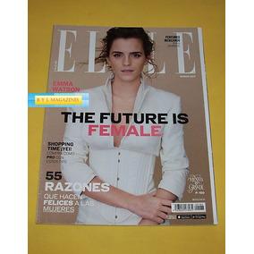 be98678206 Emma Watson Revista Elle Mexico 2017 La Bella Y La Bestia