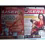 Lote De Doce Revistas Users - 123ventas.com.uy