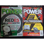 Lote De Cuatro Revistas Power Users - 123ventas.com.uy