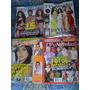 Revistas Tv Y Novelas X 4 Unidades