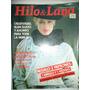 Revista Hilo Y Lana ,tejido,costura,modista,diseño,labores.