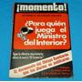 Momento 1976 Marka Unidad Sindical Obispo Bambarén Uruguay