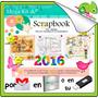 Cd Mega Pack Con 24.000 Plantillas Scrapbook Decoupage Y Mas