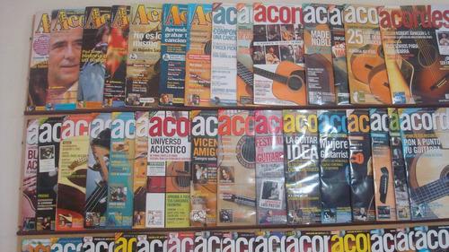 revistas acordes de guitarra y guitarrista