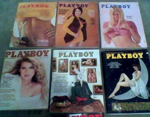 revistas americanas playboy