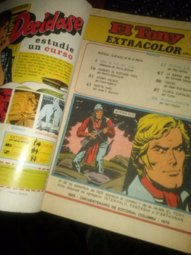 revistas antiguas comics