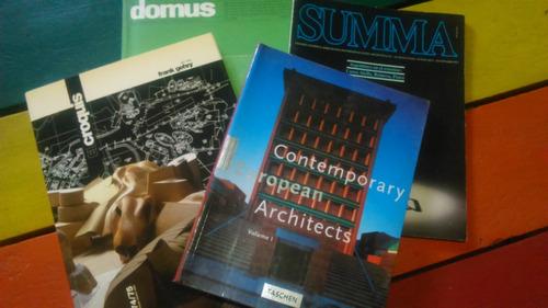 revistas arquitectura summa + (solo summas disponibles)