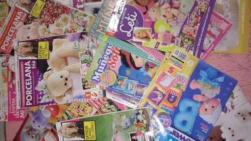 revistas artesanias lote x50