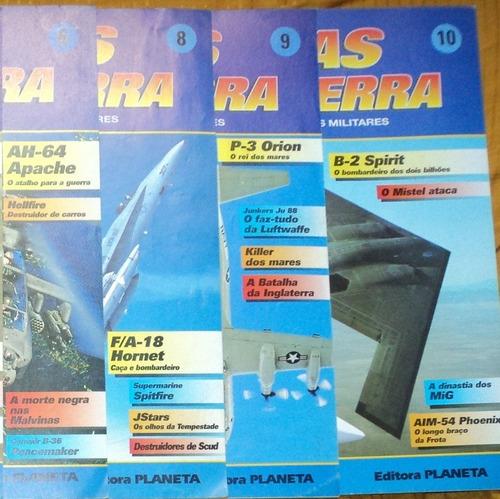 revistas asas de guerra novos números
