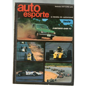 Revista Auto Esporte Pdf