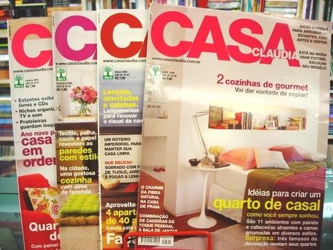 revistas casa claudia