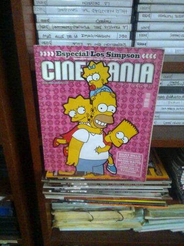 revistas  cinemania 39   año   2007 ******   son 39 revistas