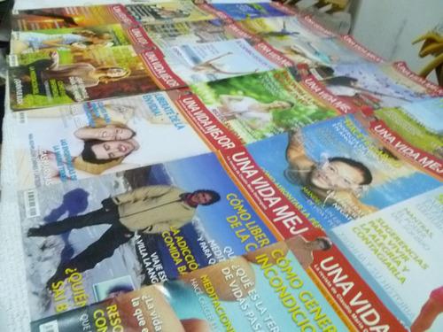 revistas claudio maria dominguez- una vida mejor.