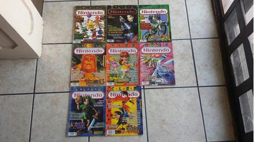revistas club nintendo año 9