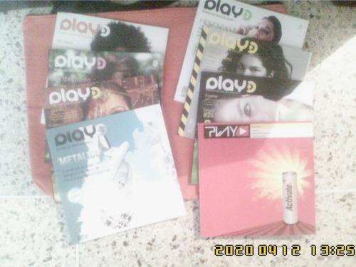 revistas colectiva y play