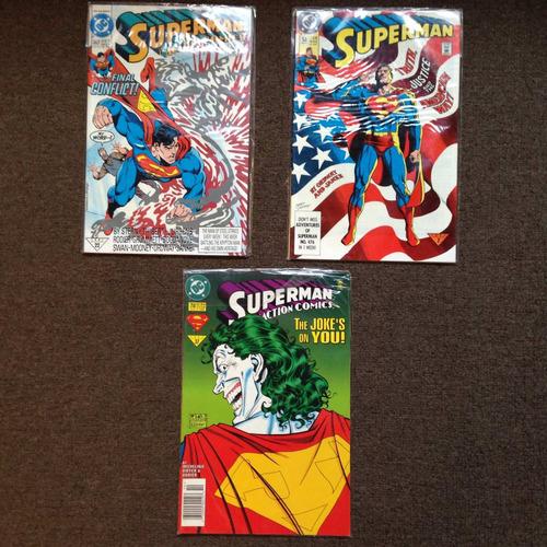revistas cómics en ingles nuevas en su plástico en lotes ok