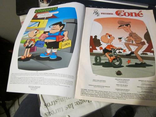 revistas coné de colección varios números