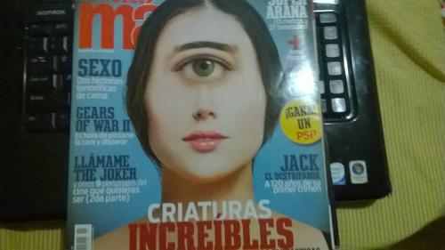 revistas conozca mas (noviembre 2008 y junio 2009