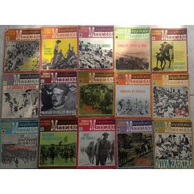 Revistas Crónica Ilustrada Revolución Mexicana
