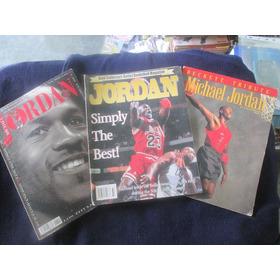 Revistas De Coleccion Michael Jordan